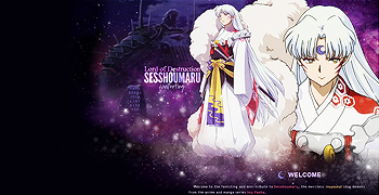 Sesshoumaru (Inuyasha) fanlisting