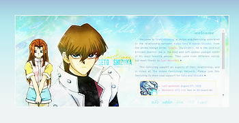 Yuugiou: Seto & Shizuka fanlisting